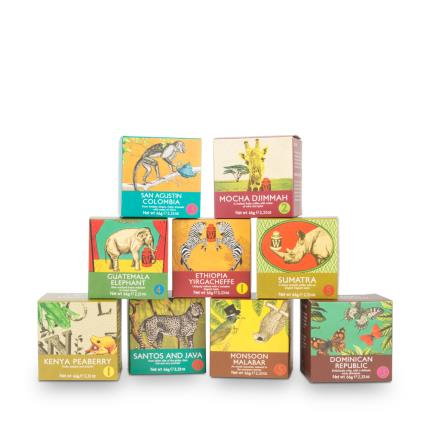 Food Gifts - Whittards Coffees of the World - Image 2