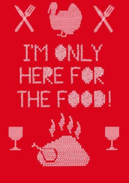 T-Shirts - Christmas Food Personalised T-shirt - Image 4