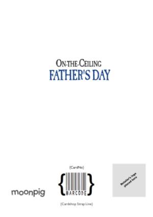 Greeting Cards - Bank Of Dad Was Closed For The Day Funny Father's Day Card - Image 4