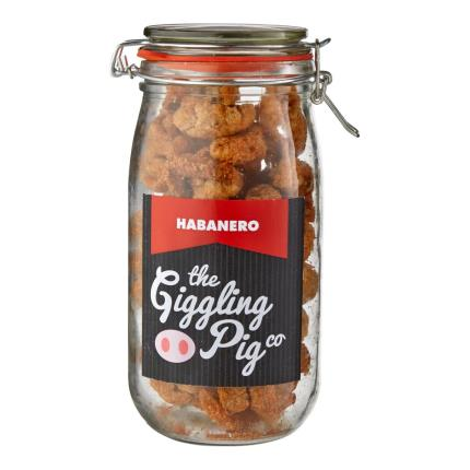 Food Gifts - Giggling Pig Habanero Pork Scratchings - NEW! - Image 1