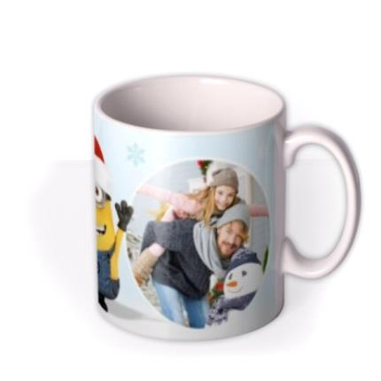 Mugs - Despicable Me You're One In A Minion Christmas Mug - Image 2