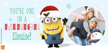 Mugs - Despicable Me You're One In A Minion Christmas Mug - Image 4