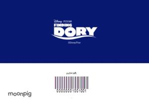 Greeting Cards - 5th Birthday Card - Finding Dory - Image 4