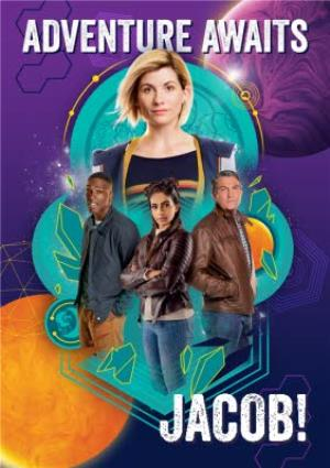 Greeting Cards - Adventure Awaits - Doctor Who - Image 1