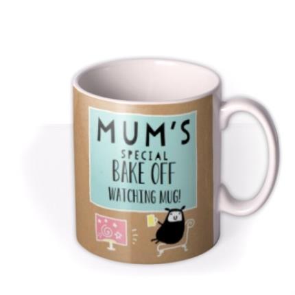 Mugs - Mother's Day Mug - World's best Mum - photo upload mug - Image 2