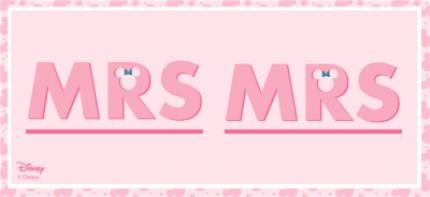 Mugs - Disney Minnie Mouse Mrs Mug  - Image 4