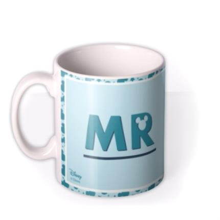 Mugs - Disney Mickey Mouse Mr Mug - Image 1
