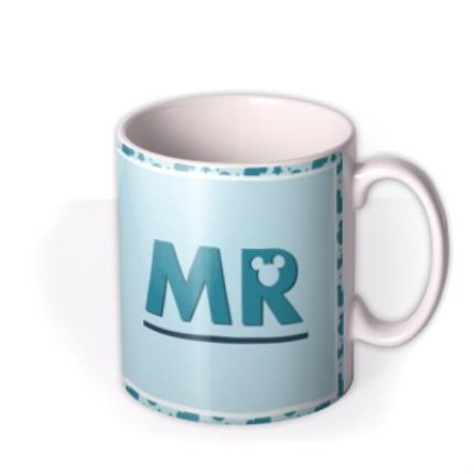 Mugs - Disney Mickey Mouse Mr Mug - Image 2
