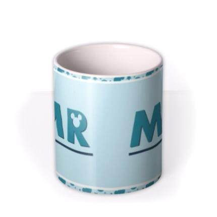 Mugs - Disney Mickey Mouse Mr Mug - Image 3