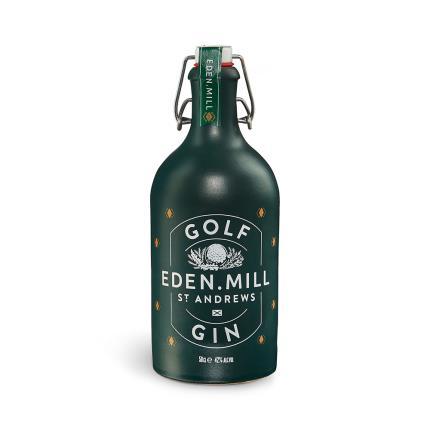 Alcohol Gifts - Eden Mill Gin & Lindt Praline Golf Gift Set - Image 2