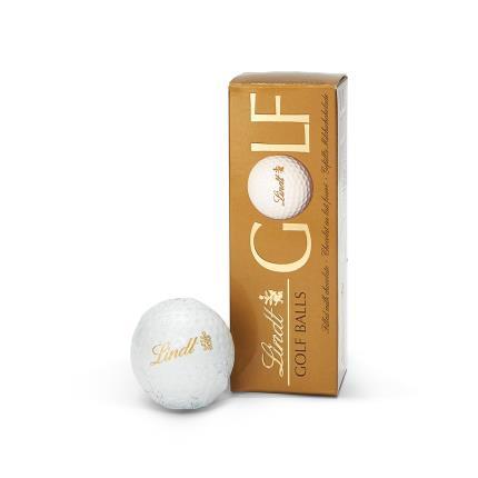 Alcohol Gifts - Eden Mill Gin & Lindt Praline Golf Gift Set - Image 3
