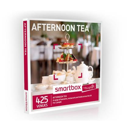 Gift Experiences - Smartbox Afternoon Tea Gift Experience - Image 2