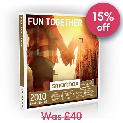 Gift Experiences - Smartbox Fun Together Gift Experience - Image 1