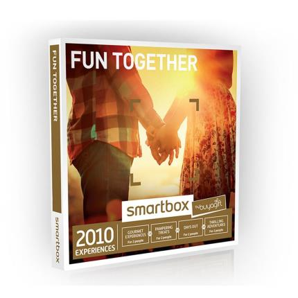 Gift Experiences - Smartbox Fun Together Gift Experience - Image 2