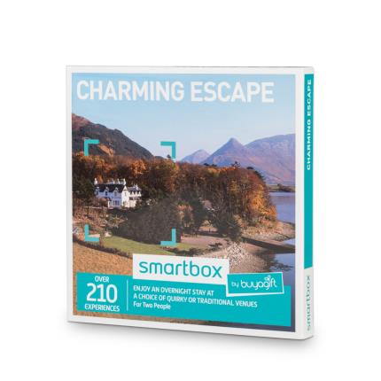 Gift Experiences - Smartbox Charming Escape Gift Experience - Image 1