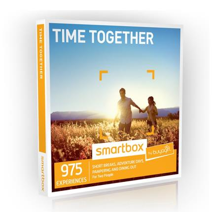 Gift Experiences - Smartbox Time Together Gift Experience - Image 2