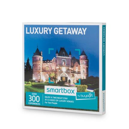 Gift Experiences - Smartbox Two Night Luxury Getaway Gift Experience - Image 2