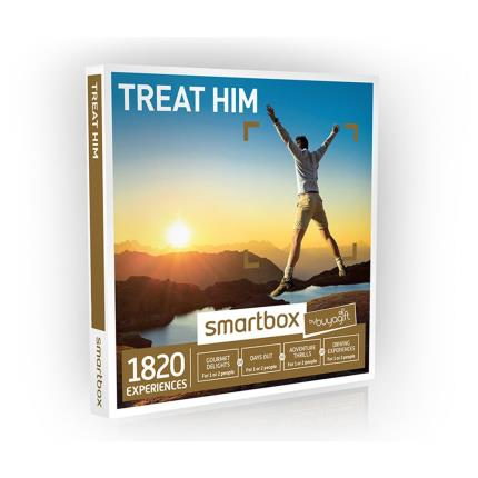 Gift Experiences - Smartbox Treat Him Gift Experience - Image 2