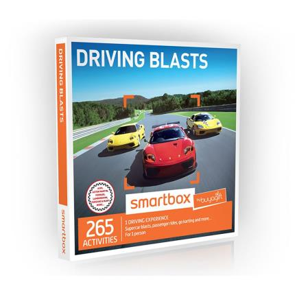 Gift Experiences - Smartbox Driving Blasts Gift Experience - Image 2