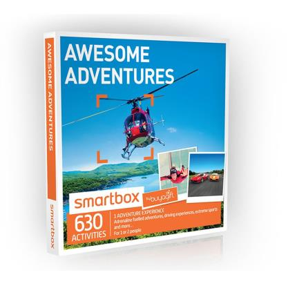 Gift Experiences - Smartbox Awesome Adventures Gift Experience - Image 2