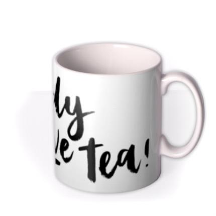 Mugs - I Bloody Love Tea Mug - Image 2