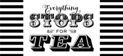 Mugs - Everything Stops For Tea Mug - Image 4