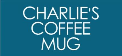 Mugs - Blue Name Coffee Personalised Mug - Image 4