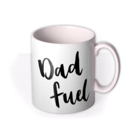 Mugs - Dad - Fuel - Typographic - Image 2