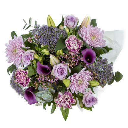 Plants - Luxury Lilac Gift Bag - Image 3
