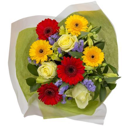 Plants - Rose & Germini Bouquet  - Image 2
