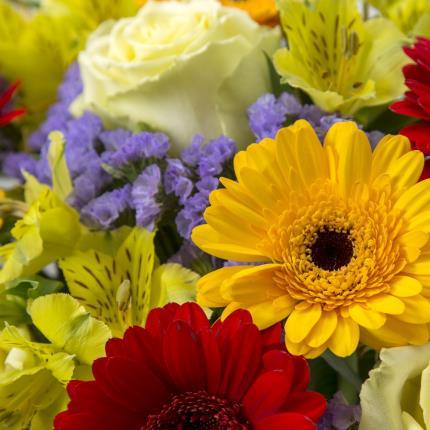 Plants - Rose & Germini Bouquet  - Image 3