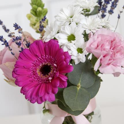 Plants - Mother's Day Jam Jar Posy Trio - Image 3