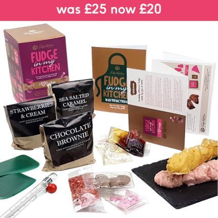 Food Gifts - Fudge Kitchen Love Home Kit - Image 1