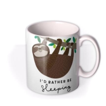 Mugs - Mug - Sleep - Sleeping - Sloth - Image 2