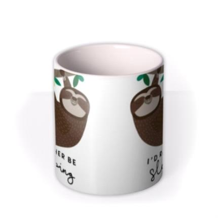 Mugs - Mug - Sleep - Sleeping - Sloth - Image 3