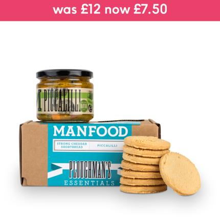 Food Gifts - Manfood Ploughmans Duo - Image 1