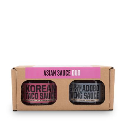 Food Gifts - Manfood Asian BBQ Condiments Duo - Image 2