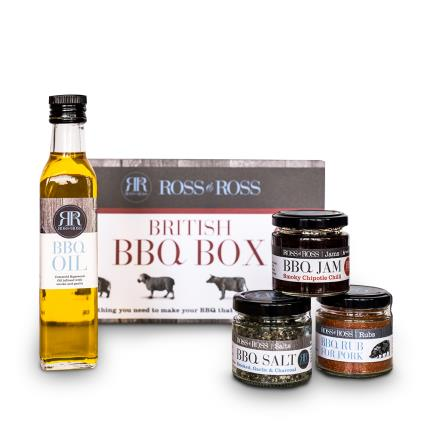 Food Gifts - Ross & Ross BBQ Kit Gift Set - Image 1