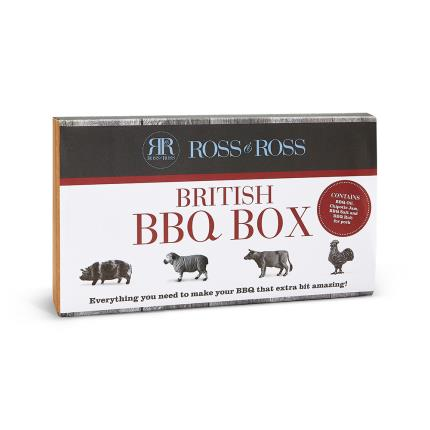 Food Gifts - Ross & Ross BBQ Kit Gift Set - Image 2