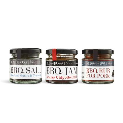 Food Gifts - Ross & Ross BBQ Kit Gift Set - Image 3