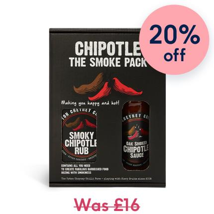 Food Gifts - Chipotle Smoke Pack - Image 1