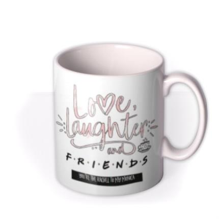 Mugs - Friends TV Love Laughter And Friends Mug  - Image 2