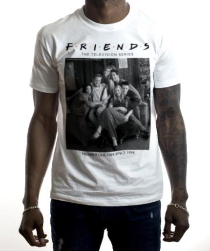 T-Shirts - Friends TV - T-SHIRT - Number One fan Since 1994 - Image 2