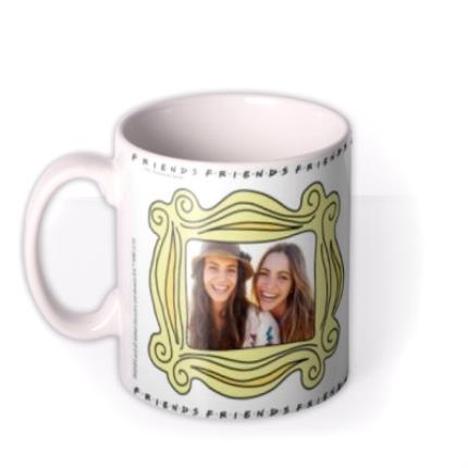 Mugs - Friends TV Photo Upload Mug the one where you turn 30 - Image 1