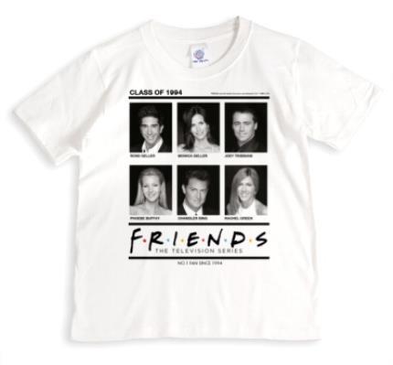 T-Shirts - Friends TV Class Of 1994 T-Shirt  - Image 1