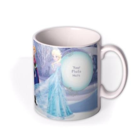 Mugs - Disney Frozen Winter Photo Upload Mug - Image 2