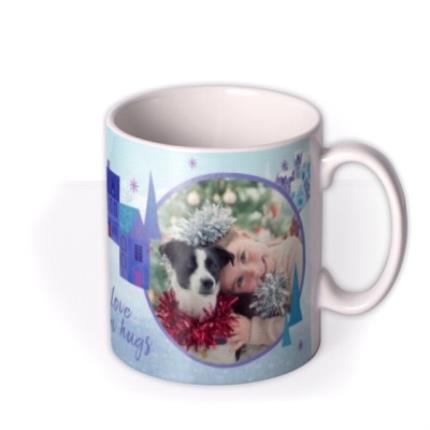 Mugs - Disney Frozen I Love Warm Hugs Cute Photo Mug - Image 2