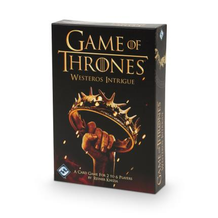 Gadgets & Novelties - Game of Thrones: Westeros Intrigue - Image 1