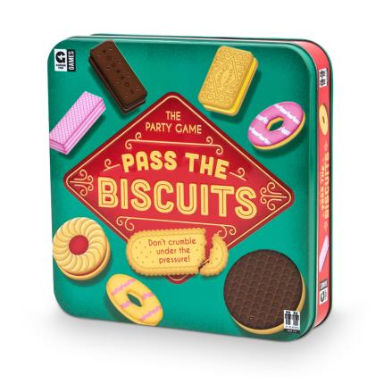 Gadgets & Novelties - Pass the Biscuit WAS £12 NOW £10 - Image 1