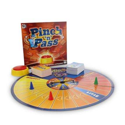 Gadgets & Novelties - Pinch & Pass - Image 2